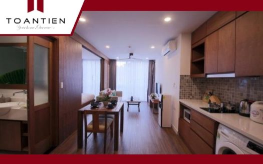 Apartment for rent in Japanese style: Experiencing Japanese culture insides Ha Noi