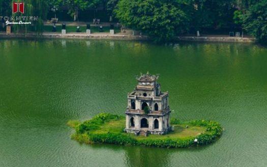 Căn hộ cho thuê gần hồ Hoàn Kiếm: không gian sống lý tưởng cho du khách nước ngoài