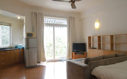 Short-term rental apartment in Ba Dinh district attracts foreigners