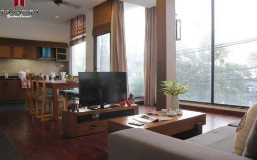 Top 5 European-styled apartments in Hanoi