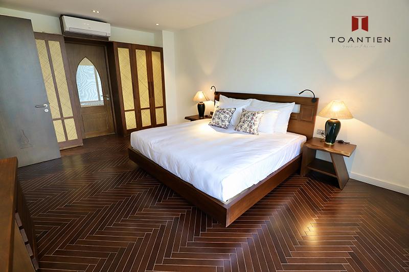 Du lịch Hà Nội đừng bỏ lỡ căn hộ Tropical House 11 Tôn Thất Thiệp