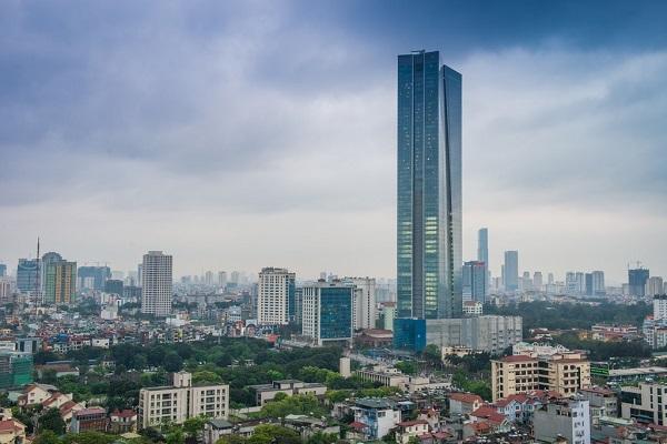 Cho thuê căn hộ khu Đào Tấn đầy đủ tiện nghi tại Toan Tien Housing