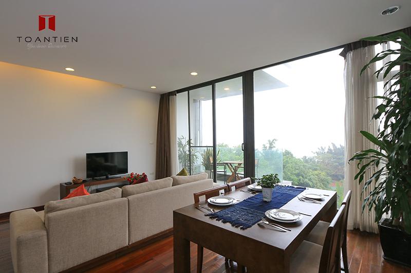 Điều gì thu hút du khách trải nghiệm căn hộ của Toan Tien Housing?