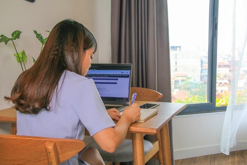 Một ngày refresh tinh thần tại căn hộ phố Đào Tấn của Toan Tien Housing