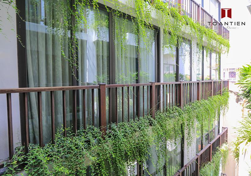 Tận hưởng cuộc sống trong căn hộ tiện nghi của Toan Tien Housing