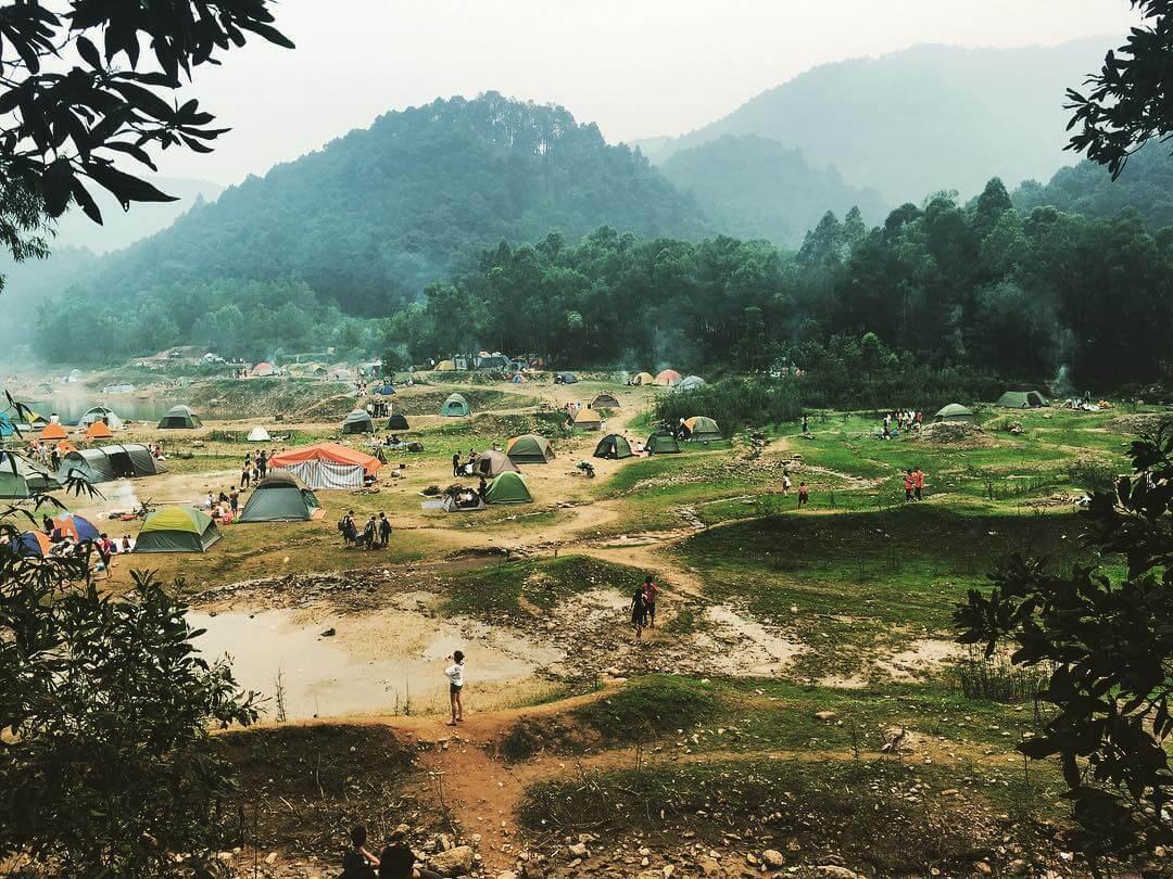 3 điểm đến cực chất, ngay gần Hà Nội giúp bạn giải nhiệt mùa hè dịp cuối tuần