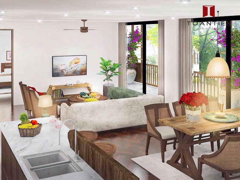 Khám phá Tropical House - Khu căn hộ mang phong cách Boutique độc đáo