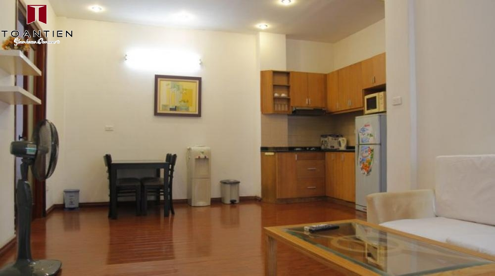 Apartment 401, 31/12 Dao Tan, Ba Dinh Dist