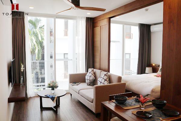 Bạn có muốn bỏ hết tất cả và chuyển nhà tới Hà Nội 1 tháng không?