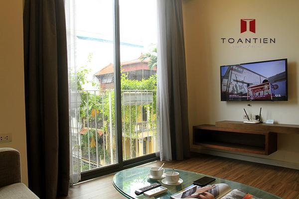 Căn hộ 31/12 Đào Tấn: Sự lựa chọn hoàn hảo cho những du khách đến khám phá văn hóa Hà Nội