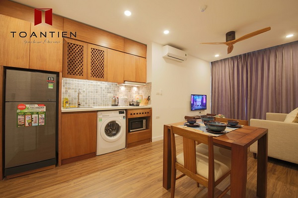 Do not miss these 5 Japanese style apartments when arriving to Hanoi