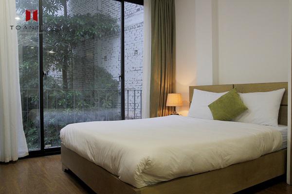Tô Ngọc Vân - con phố có nhiều căn hộ xinh xắn phù hợp cho bất cứ ai đến Hà Nội công tác, du lịch
