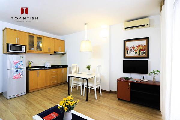 Xiêu lòng trước những căn hộ xinh xắn trên phố Linh Lang