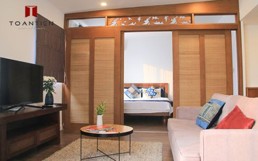 How to build serviced apartments in Hanoi that won the residents over.