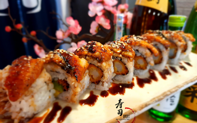 Top 8 Japanese restaurants in Ba Dinh district that you can't miss