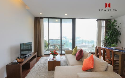 Keeping an optimistic outlook on serviced apartments in Hanoi