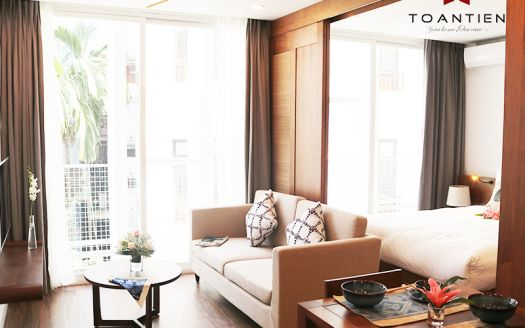 Experience the finest from Toan Tien housing serviced apartments