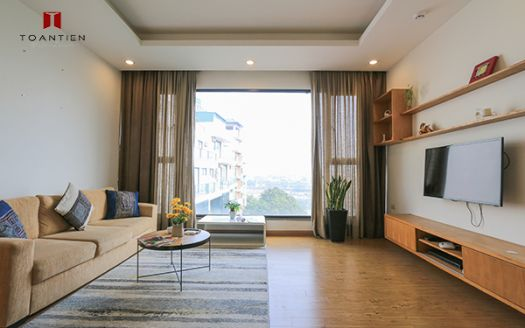 Apartment at Celadon Building – No 26 Pham Huy Thong of Toan Tien Housing: The beauty of nature and relaxation