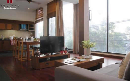 Top 5 European-styled apartments in Hanoi