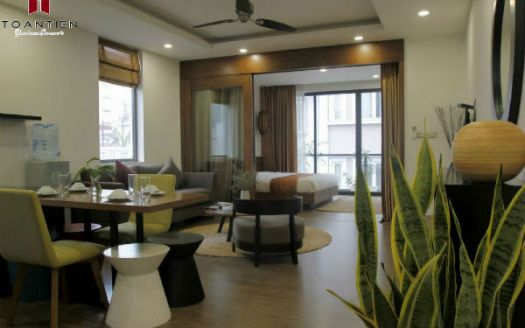 Top 4 suitable apartments for rent in the center of Hanoi for the Japanese