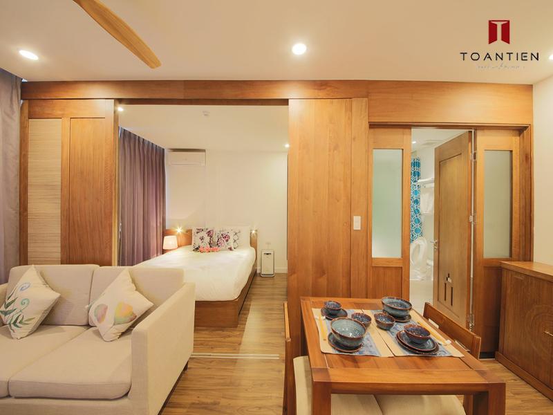 Xu hướng thuê căn hộ dịch vụ cho nhân viên đi công tác Hà Nội